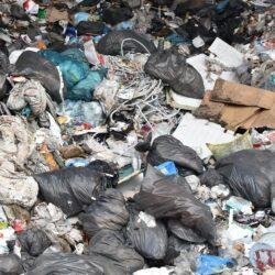 śmieci odpady wysypisko