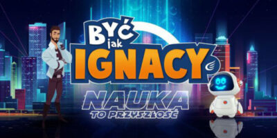 Logo Konkursu Być jak Ignacy