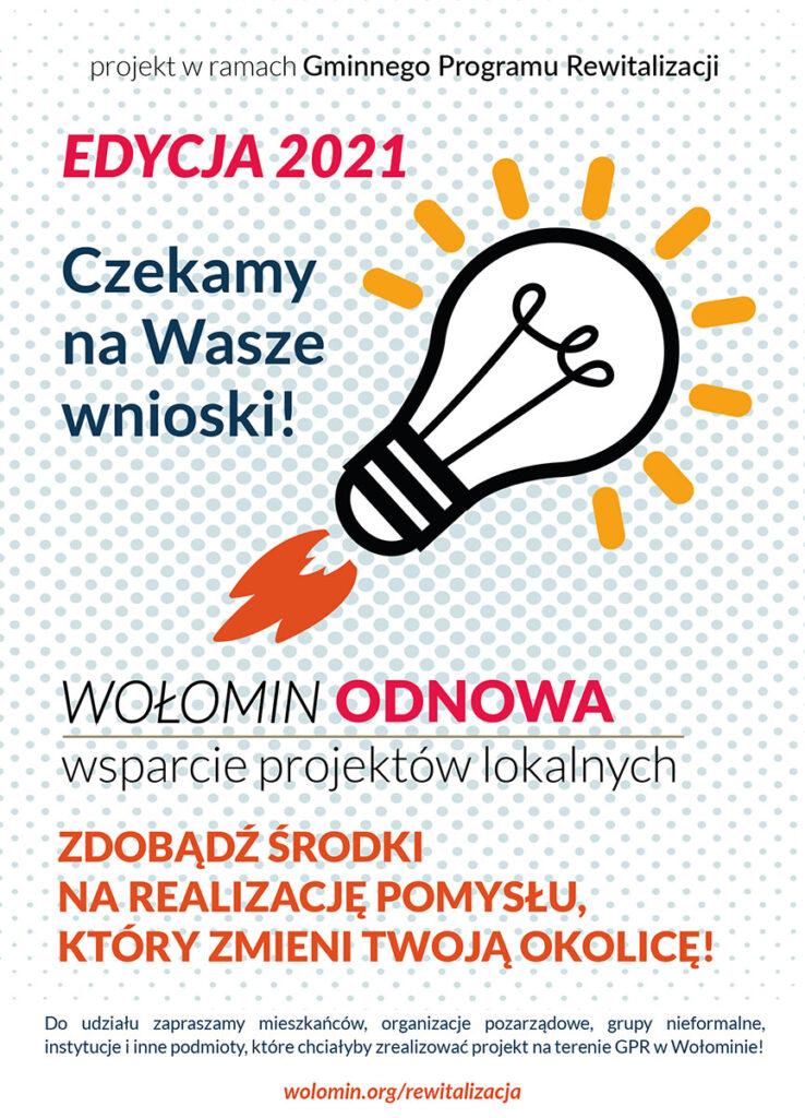 """""""Wołomin Odnowa"""" powraca!"""