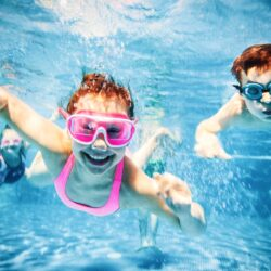 pływanie dzieci