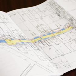 mapa budowy
