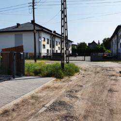 droga ul. Leszczyńska