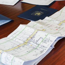projekt budowy drogi ul. Sikorskiego