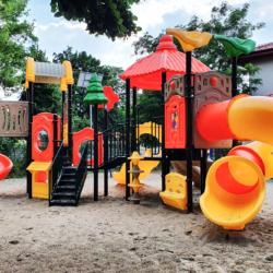 Plac zabaw przy Szkole Podstawowej w Zagościńcu już czeka