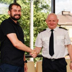 Wsparcie dla Komendy Powiatowej Państwowej Straży Pożarnej w Wołominie