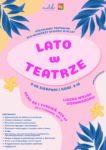 Półkolonie Lato w teatrze | MDK Wołomin