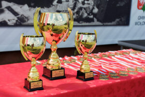 Mecz o Puchar Burmistrza Wołomina w Ossowie