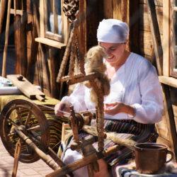Piknik Historyczny przy SIK Ossów