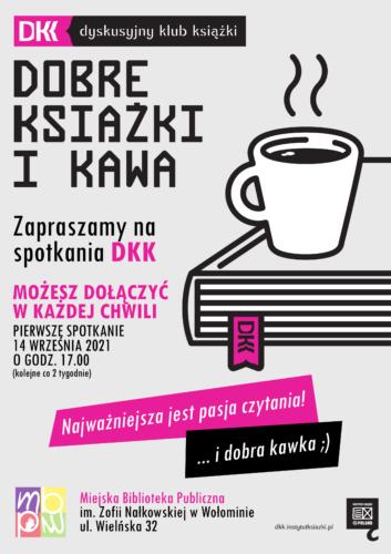 Wraca Dyskusyjny Klub Książki!