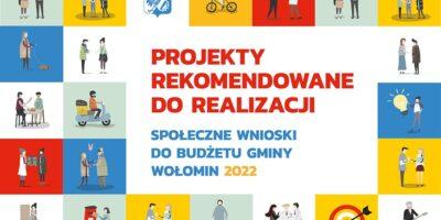 Projekty rekomendowane do realizacji w 2022 roku