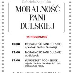 plakat Moralność Pani Dulskiej