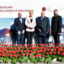 W Wołominie powstanie hospicjum dla dzieci