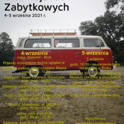 XVII Wołomiński Zlot Pojazdów Zabytkowych