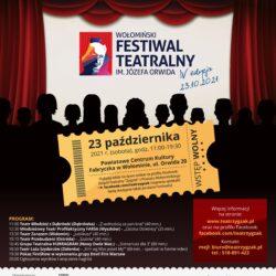 IV Wołomiński Festiwal Teatralny im. Józefa Orwida
