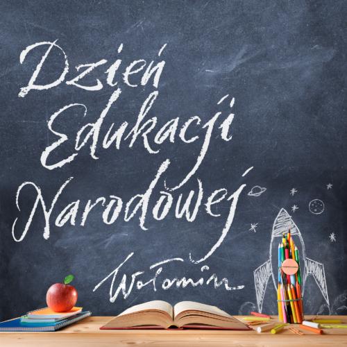Dzień Edukacji Narodowej grafika