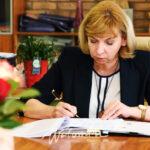 podpisanie umowy o dofinansowanie budowy placu zabaw