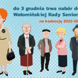 rysunek 4 seniorów